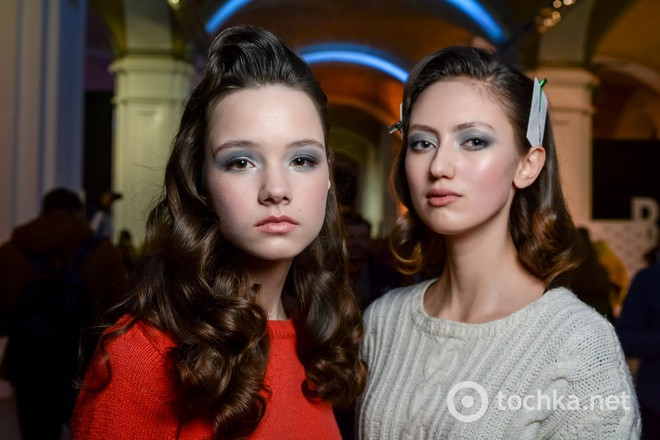 Ukrainian Fashion Week лучшие бьюти-образы