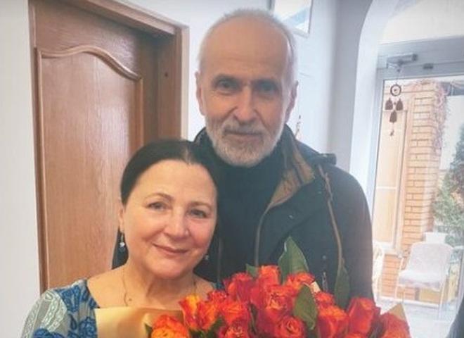 Нина Матвиенко и Петр Гончар