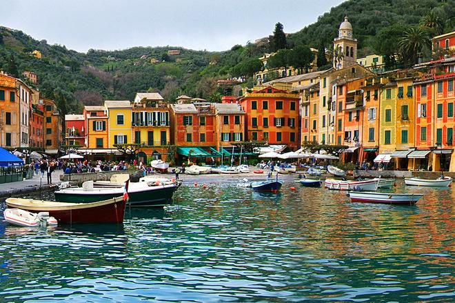 Honeymoon в Италии: Итальянская Ривьера