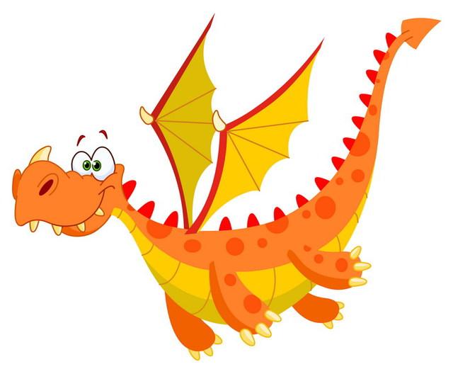 Год Дракона прилетел!