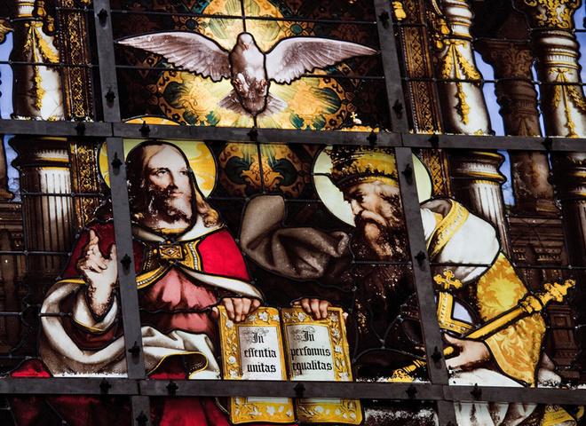 Трійця у західних християн