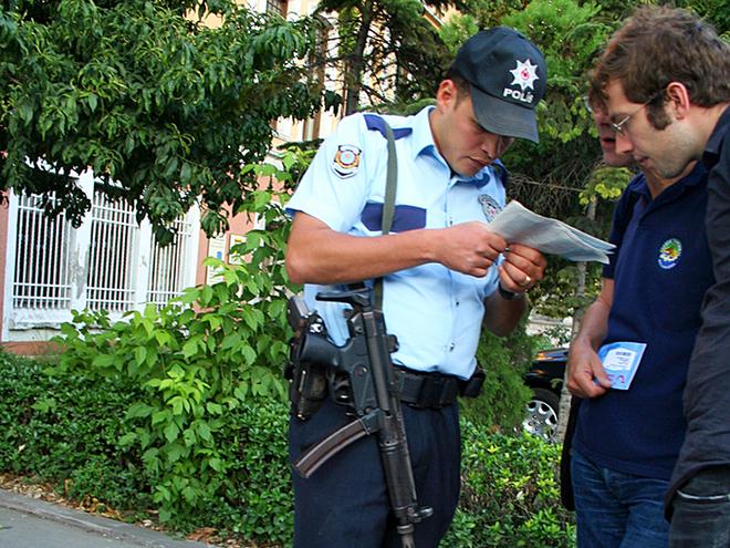 Туристична поліція: Туреччина