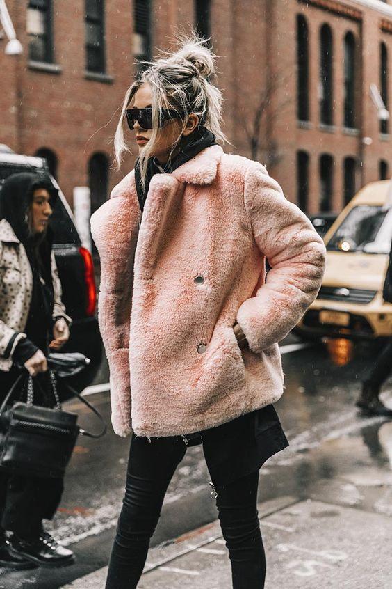 Шубы на зиму 2018