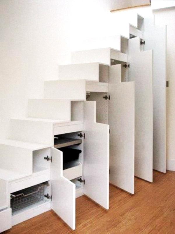 Лестница-комод