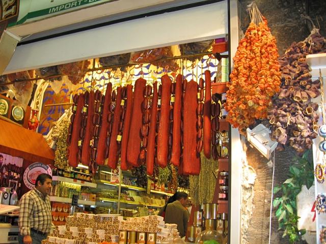 Єгипетський базар у Стамбулі