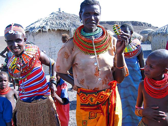 Племена, где может пожить турист: Племя Эль моло (Кения)