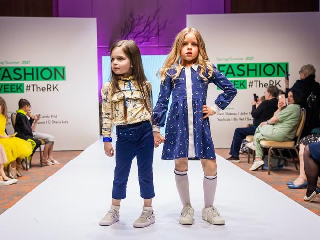 Liora Bay на детской неделе моды The Runway Kids FW