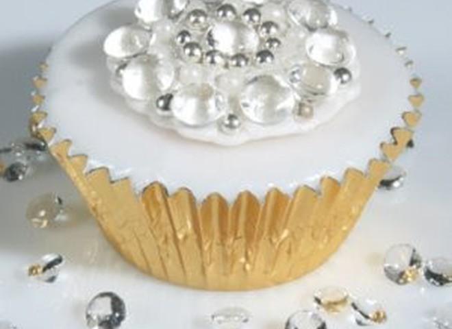 Бриллиантовый кекс стоит $30 тыс.