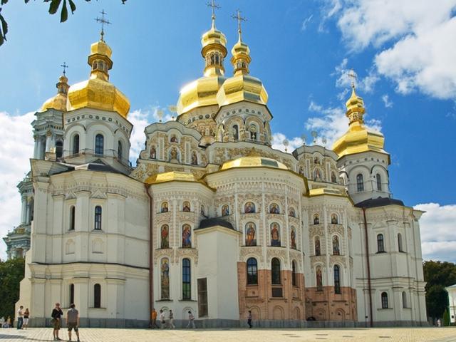 точное время в Киеве