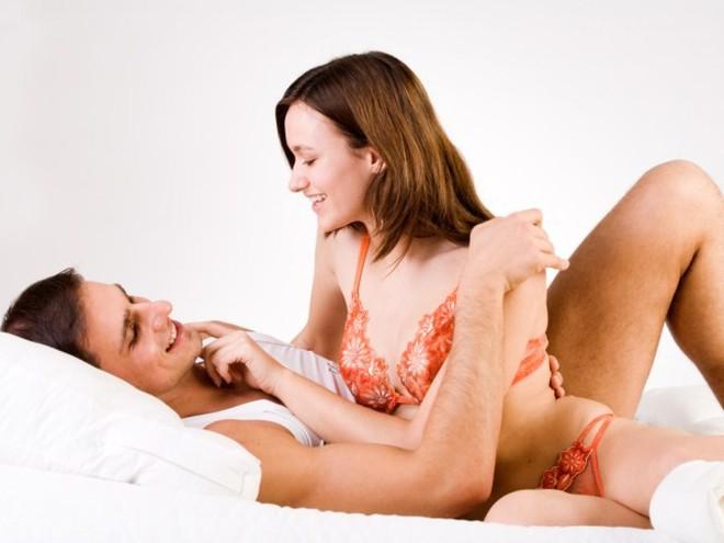 Утреный секс полезень