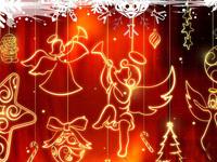 Ангелочки на Рождество 2015