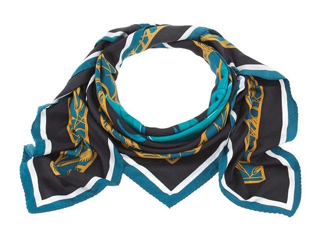Модний виш-лист-2013: що побажати на Новий рік, шарфи і хустки