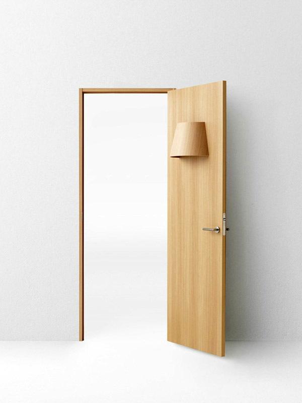 Семь дверей от Nendo
