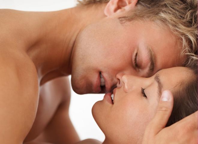 Первый секс