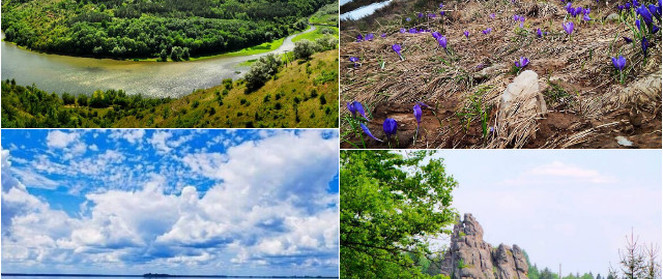 10 природных чудес Украины, которые стоит посетить летом 2016
