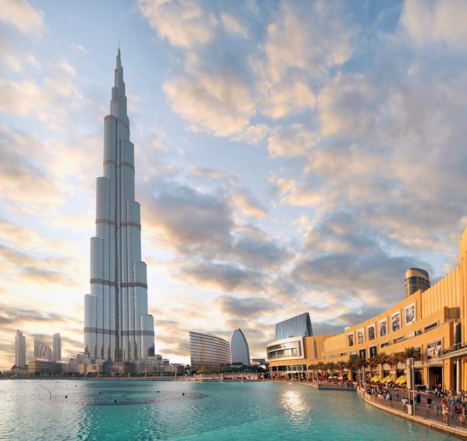 Топ-10 достопримечательностей Дубая