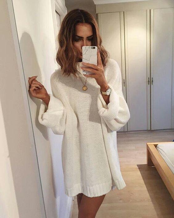 Модные платья осень 2018