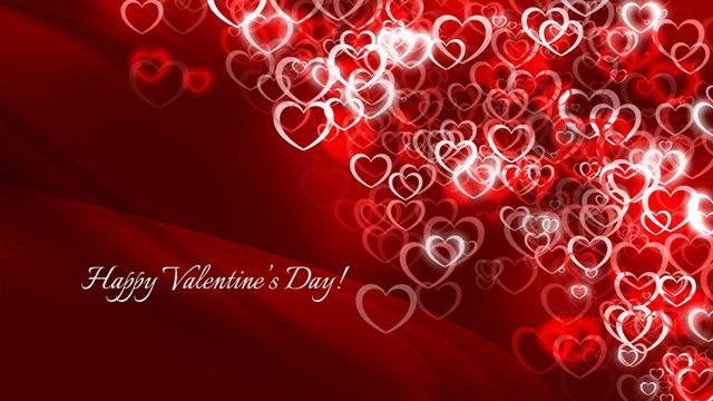 Романтические открытки на 14 февраля
