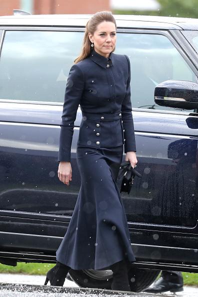 Новий образ Кейт Міддлтон від Alexander McQueen