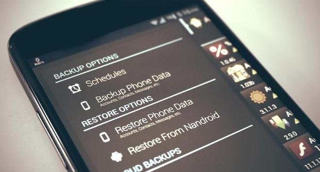 Копіювання даних смартфону