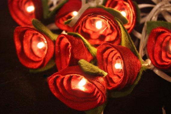 Украшения для дома в день Святого Валентина