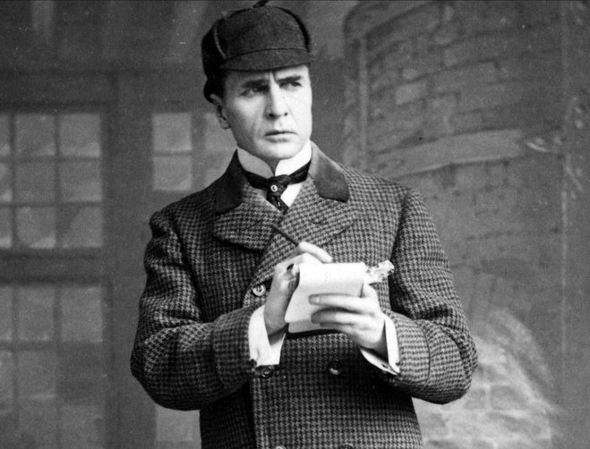 Шерлок Холмс 1916