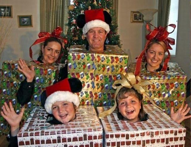 Трогательные семейные фотографии