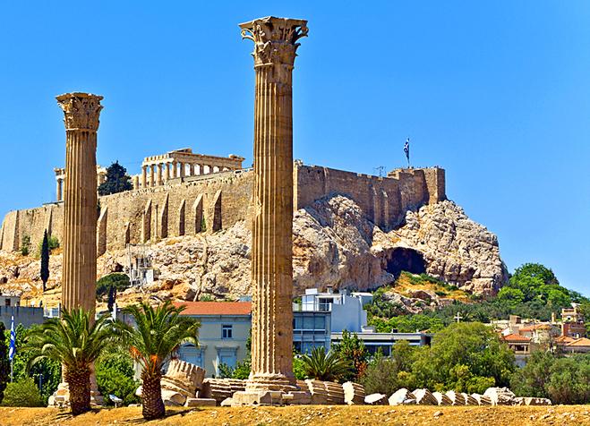 Достопримечательности Афин: Акрополь