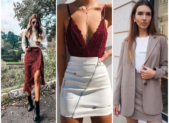 С чем носить юбку летом: ТОП-15 образов