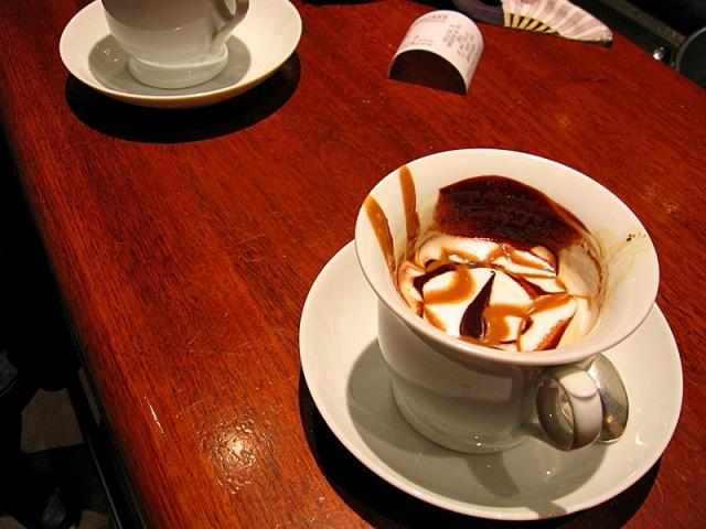 Итальянский кофе: Caffe completo