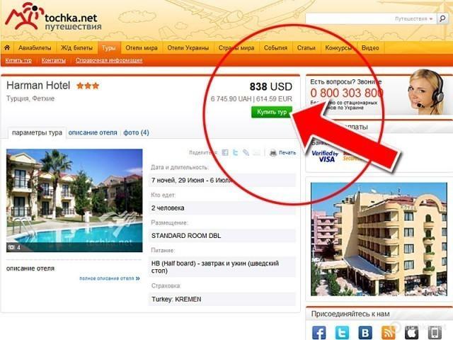 Гарячі тури: як відпочити в Туреччині за 300 баксів