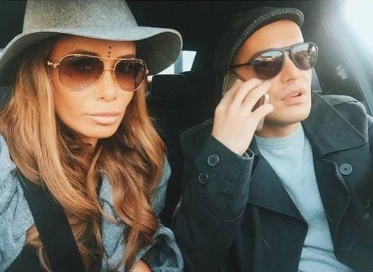 Алексей Долматов и Айза Анохина