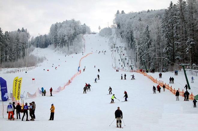 Топ-6 трас в Україні для початківців лижників і сноубордистів