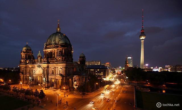 Неделя скидок в Берлине: Берлин
