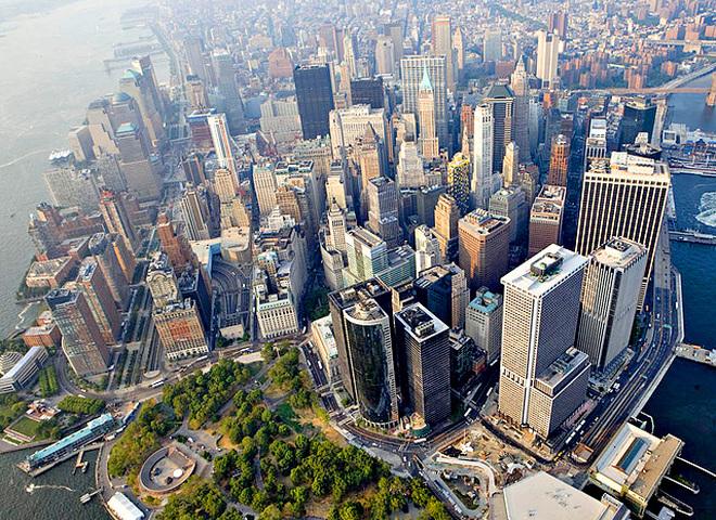 Самые посещаемые города мира