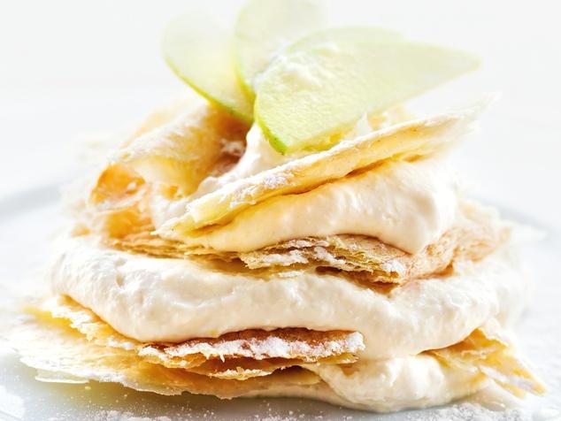 новорічний десерт 2012