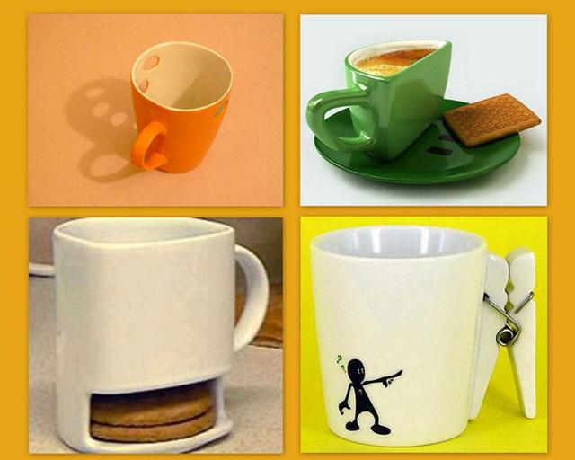 Креативные чашки