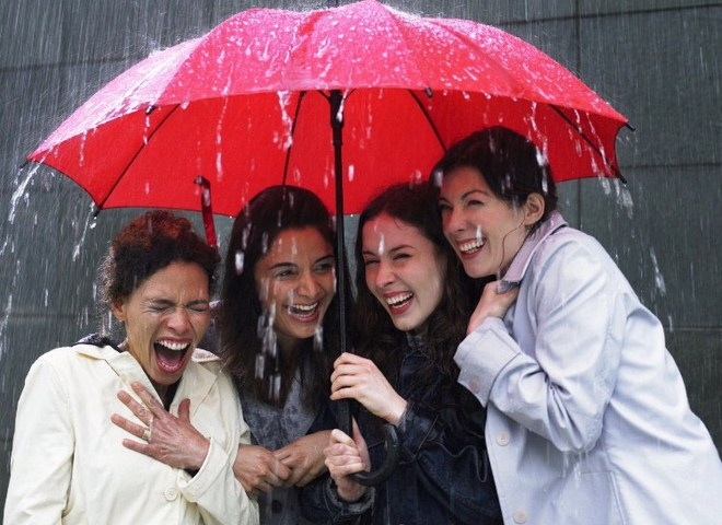 Осінь без парасолі - це не осінь