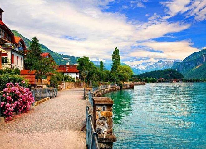 Дивовижні місця світу: фотографії Швейцарії, від яких захоплює дух