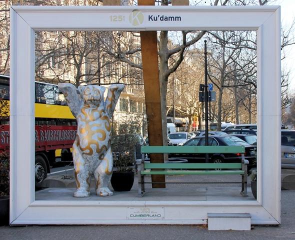 Тиждень знижок в Берліні: вулиця Kurfürstendamm
