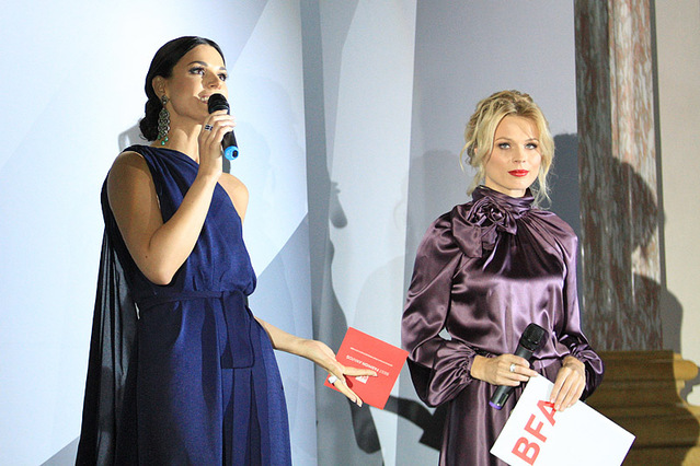 Best Fashion Awards, сцена