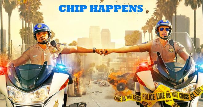 Что смотреть на неделе 20 - 26 марта в кинотеатрах: Калифорнийский дорожный патруль