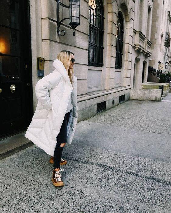 Теплая обувь на зиму: треккинговые ботинки