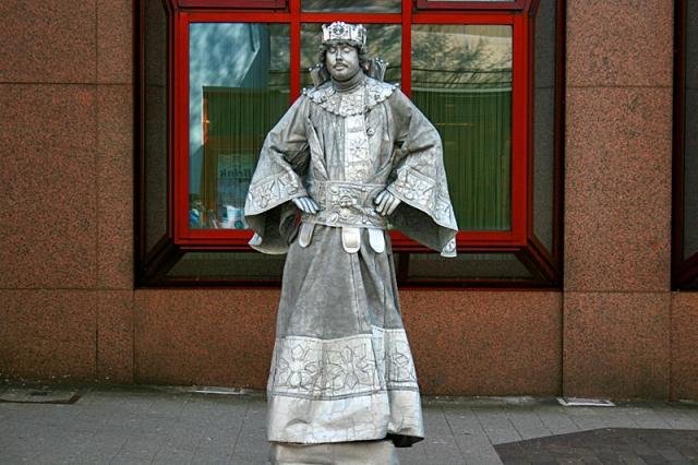 Живые скульптуры: Германия