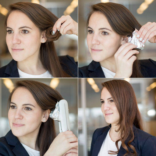 9 приемов для укладки волос