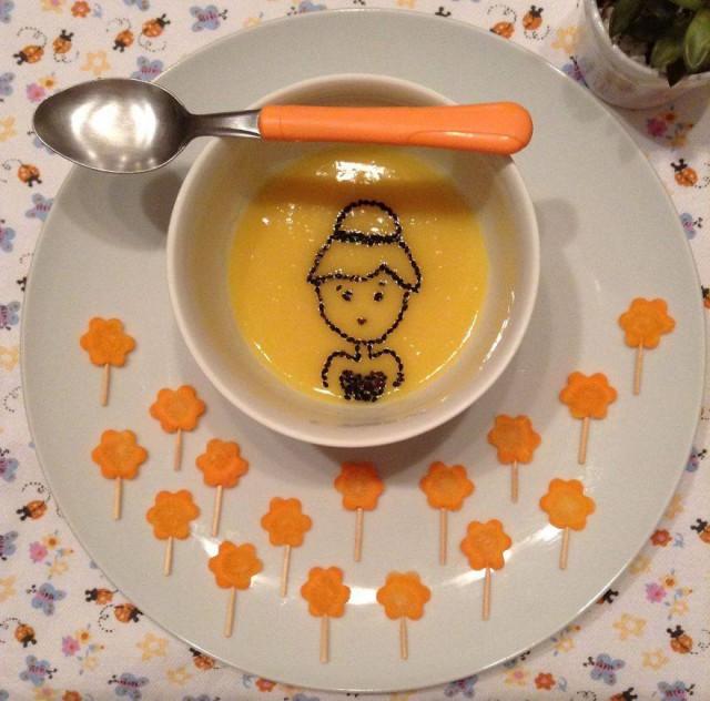 Вкусняшные шедевры на тарелке