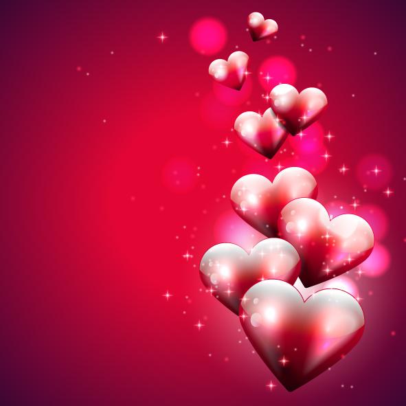 Любовная дорожка в сердце
