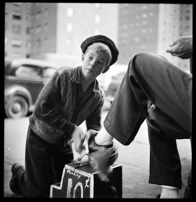 Стэнли Кубрик фотограф