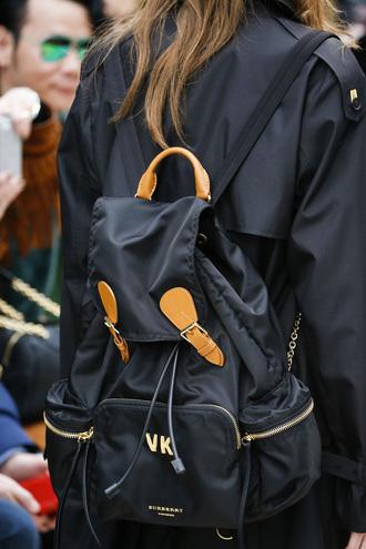 Модные летние сумки 2016 - рюкзак