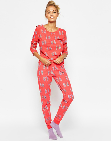 Выбираем новогодние пижамы - tochka.net d15071e2d7ca5